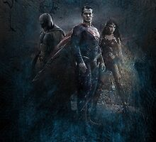 Batman vs Superman: Dawn of Justice Design by SpiderReviewer