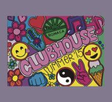 Clubhouse '15 Kids Tee