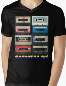 Magnetize Me! 70's and 80's cassettes forever! T-Shirt