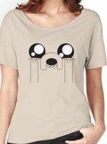 Jake the Adorable Women's Relaxed Fit T-Shirt