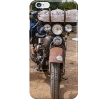 The US Mail Motorbike iPhone Case/Skin
