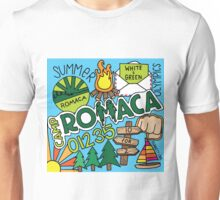 Camp Romaca Collage Unisex T-Shirt