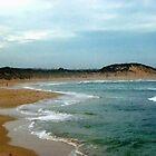 Peterborough Beach along the West Coast by EdsMum