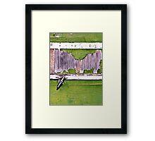 Aged #2 Framed Print