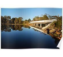 Lake Cathie Bridge Poster
