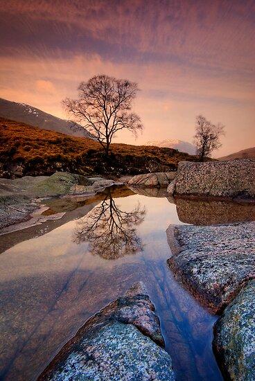 Glen Etive Geology by David Mould