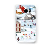 Once Upon a Winter Samsung Galaxy Case/Skin