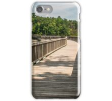 Over the River and Through the Woods iPhone Case/Skin