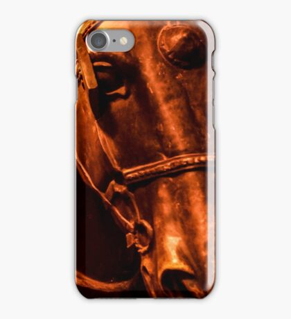 The Horse iPhone Case/Skin