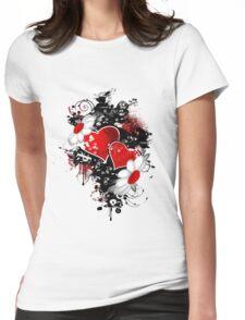 Fancy fashion hearts t-shirt T-Shirt