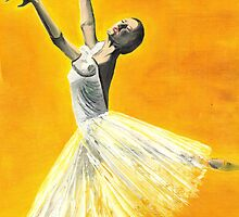 Ballerina by Nigel Bangert