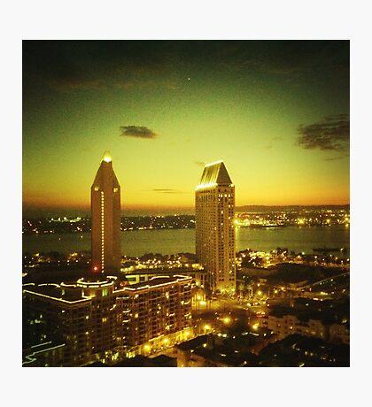 3454 Urban Photographic Print