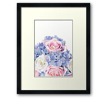 Erin's Bouquet Framed Print
