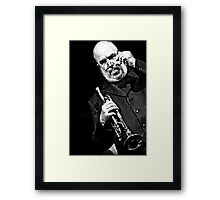 Randy Brecker Framed Print