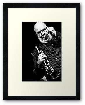 Randy Brecker by Jean M. Laffitau