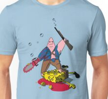 Ashtrick SpongiteHunter Unisex T-Shirt