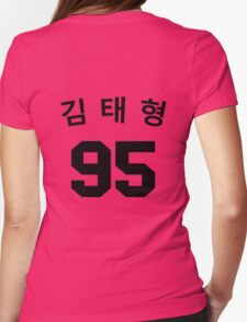 V 1.0 Womens Fitted T-Shirt
