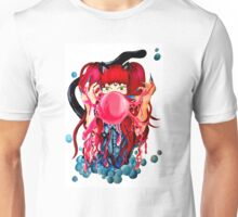Bubble Gum Kitty Unisex T-Shirt