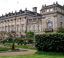 Harewood House, Yorkshire UK by GeorgeOne