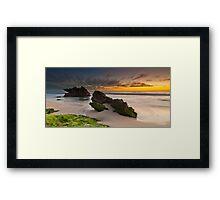 Bennion Framed Print