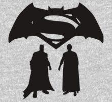 Batman V Superman by TomMurphyArt