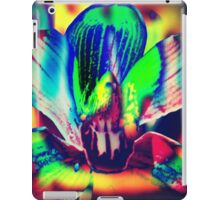 4391 Psychedelic Orchid iPad Case/Skin