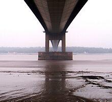 Humber Bridge, Kingston upon Hull, UK by GeorgeOne