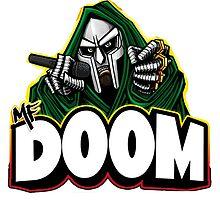 MF Doom by litleangel