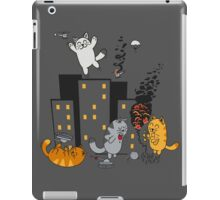 CATastrafy iPad Case/Skin