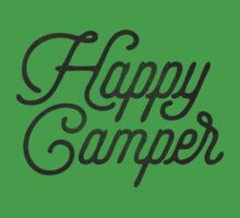 HAPPY CAMPER Kids Clothes