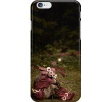 Skull Kid, Tatl and Tael iPhone Case/Skin