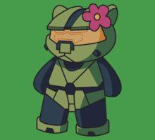 Halo Kitty by BenClark