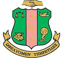 Alpha Kappa Alpha Sorority, Incorporated  by DWPickett