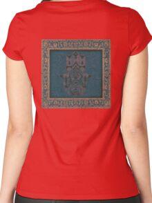 New Century Hamsa II  Women's Fitted Scoop T-Shirt