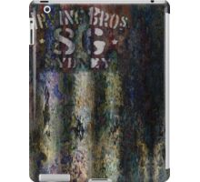 At The Rusty Shed iPad Case/Skin