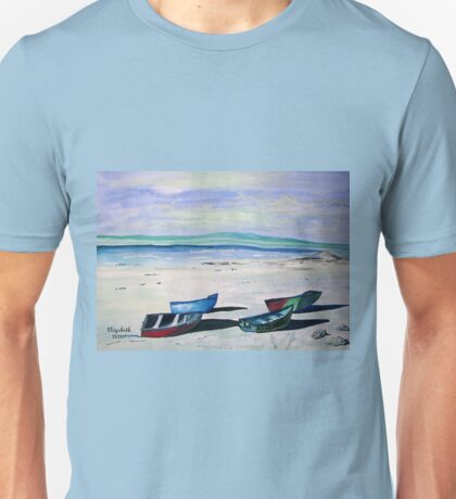 Paternoster in waterpaint Unisex T-Shirt