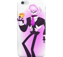 Lewis- Mystery Skulls iPhone Case/Skin