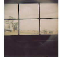 A Secret Window? Photographic Print