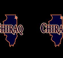 Chiraq Chicago Bears by DWPickett