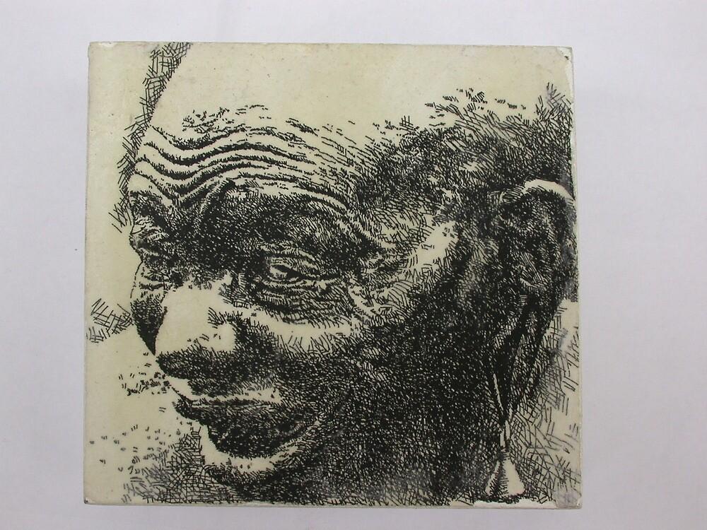 african portrait 3 by scottentot