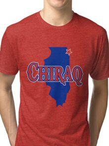 Chiraq Tri-blend T-Shirt