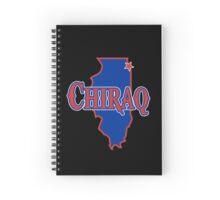 Chiraq Spiral Notebook