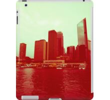 Circular Quay iPad Case/Skin