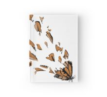 Monarch Dying Hardcover Journal