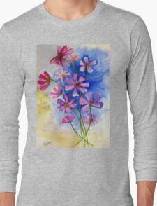 Melancholic Cosmos. / Kosmos in Suid-Afrika Long Sleeve T-Shirt