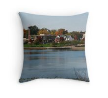 Whitewater, Wisconsin Throw Pillow
