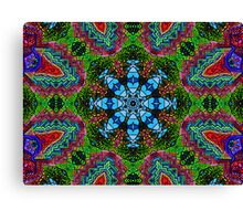 Water-Sky in Earth-Fire Canvas Print