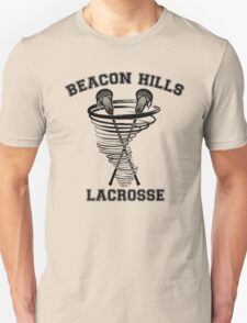 Beacon Hills Lacrosse (black) T-Shirt