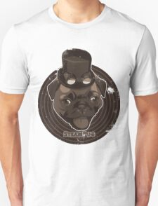 Steam Pug Unisex T-Shirt