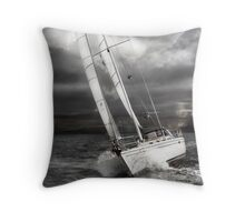 Cruzin Solo Throw Pillow